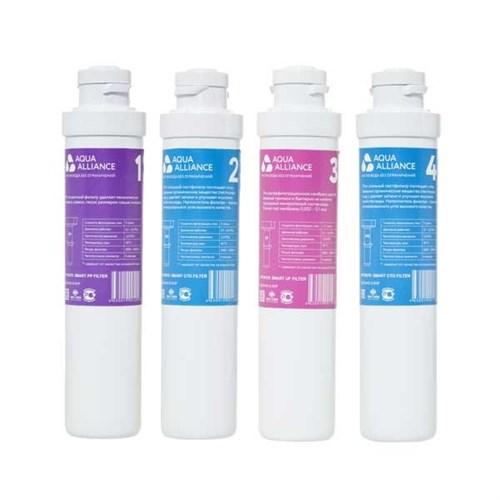 Комплект фильтров для очистки воды SMART Aqua Alliance - фото 9828