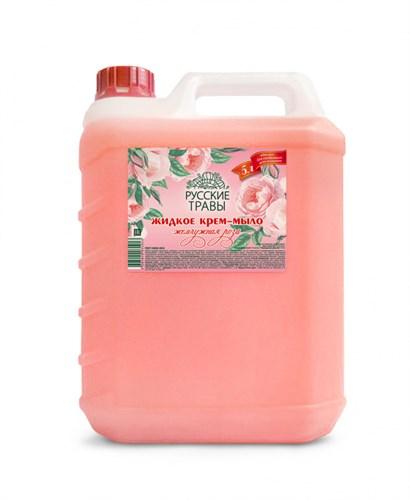 Крем-мыло жидкое Жемчужная Роза, 5 л