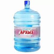Архыз, 19 л, горная питьевая вода
