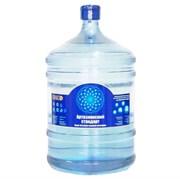 Артезианский стандарт, 19 л, вода высшей категории