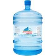 Питьевая вода Аланийская горная, 19 л