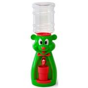 Детский кулер для воды VATTEN kids Mouse Lime со стаканчиком