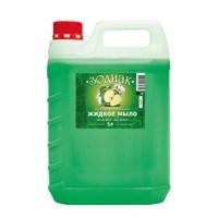 Мыло жидкое Зодиак Зеленое яблоко, 5 л